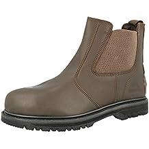 Groundwork GR20 N - Zapatos de Seguridad de Cuero Hombre