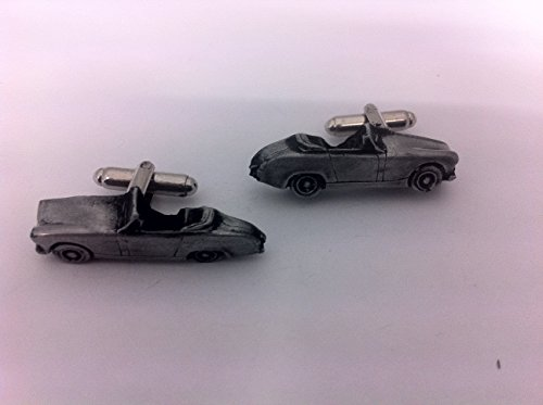 austin-healey-sprite-mk2-3d-cufflinks-classic-car-pewter-effect-cufflinks-ref17