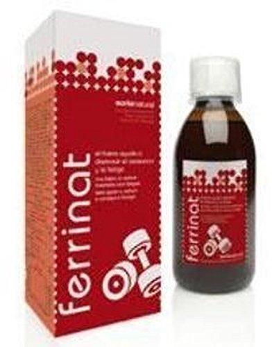 Soria Natural Ferrinat Jarabe Vitaminas - 250 ml