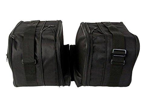 made4bikers: Borse interne per valigie moto adatte per modelli BMW R1250RT R1200RT-LC K1600GT K1600GTL (R1250 R1200 RT LC K1600 GT GTL)