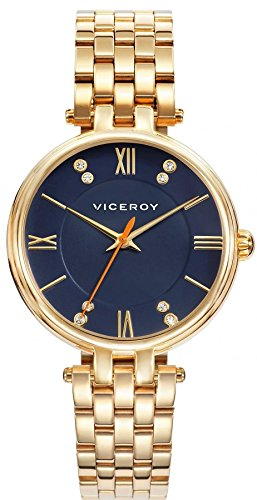 Watch Viceroy Lady Gold Plated 32 mm 461092 – 33