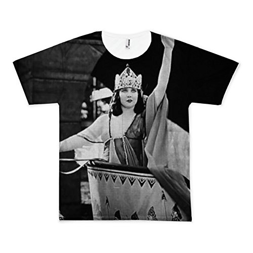 t-shirt-with-woman-in-chariot