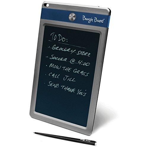 Boogie Board Jot 8.5' LCD eWriter - Electrónico Cuaderno - Azul Adorno