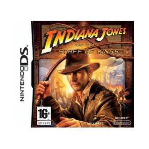 Indiana Jones And The Staff Of Kings (nintendo Ds) Picture