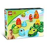 LEGO Baby 5455 - Großes Dschungel Set