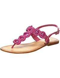 Tantra Strap Sandals with  Stones - Sandalias para mujer