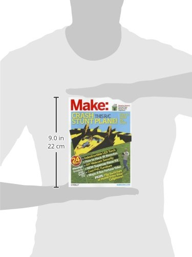 Make: Technology on Your Time Volume 30