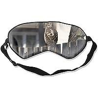 Weiche, bequeme Augenmaske, Accipiter 3D Schlafmaske mit verstellbarem Riemen für Frauen, Männer, Augen, Schlafen... preisvergleich bei billige-tabletten.eu