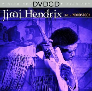 Smash Hits / Live at Woodstock (CD/DVD Combo Pack) by Jimi Hendrix (2002-08-02) (Combo Pack 02)
