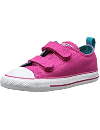 Converse Chuck Taylor All Star Ox - Zapatillas de Deporte de canvas Infantil