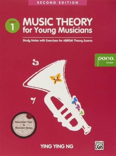 Music Theory for Young Musicans Grade 1 (revised edition) (Poco Studio Edition)