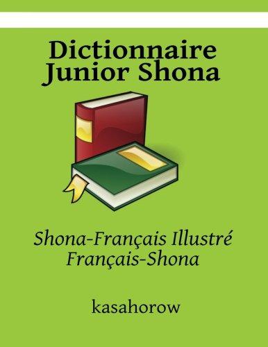 Dictionnaire Junior Shona: Shona-França...