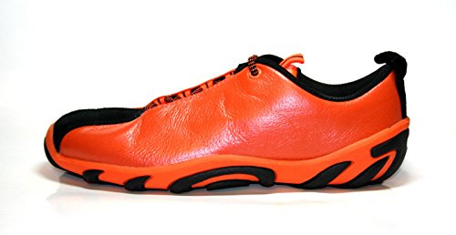 Jela 11–400–21 chaussures chaussures chaussures pour enfants Multicolore - Neon Orange/Schwarz
