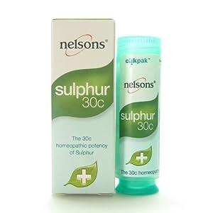 Sulphur 30c (84 Pills) x 6 Pack