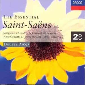 Essential Saint-Saëns [CASSETTE]