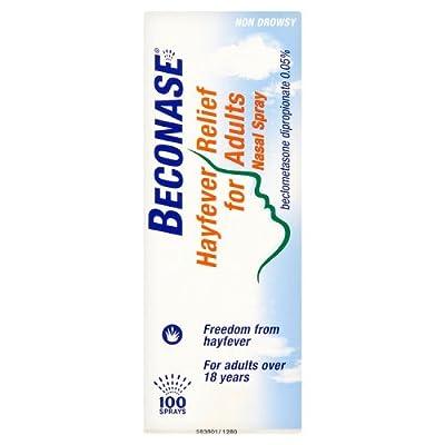 Beconase Hayfever Relief Nasal Spray 100 Sprays