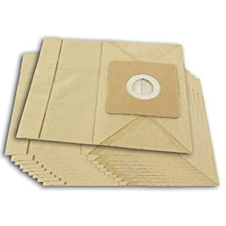 First4spares Dust Bags for Argos Value VC301 VC302 Vacuum Cleaners (Pack of 10)