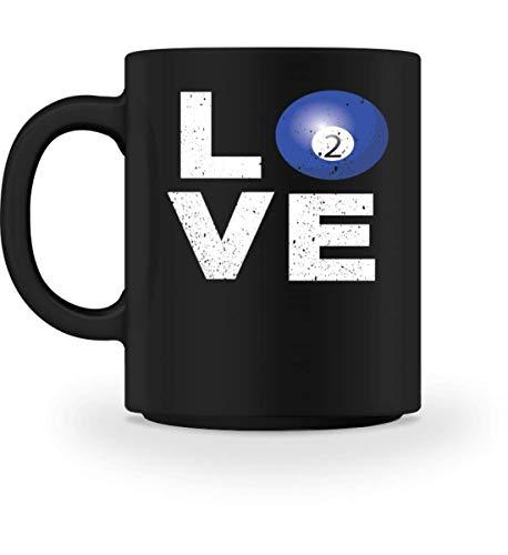 Chorchester Billard Love - Tasse
