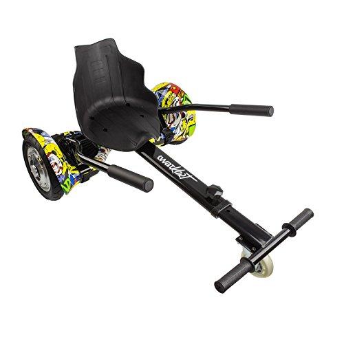 iWatKart – Hoverkart All Size Silla Patinete Eléctrico Kart Self Balancing Scooter