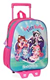 Enchantimals Fur Ever Besties Backpack 33 cm, with trolley, front part in 3D