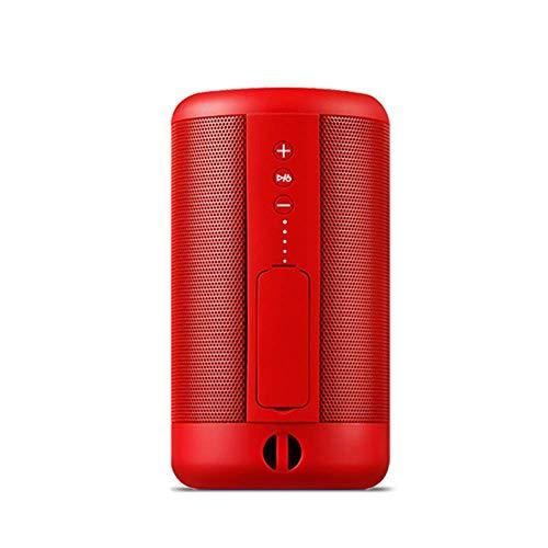 XSCZJL Altavoz inalámbrico Bluetooth Subwoofer Tarjeta portátil para Exteriores Teléfono móvil Mini...