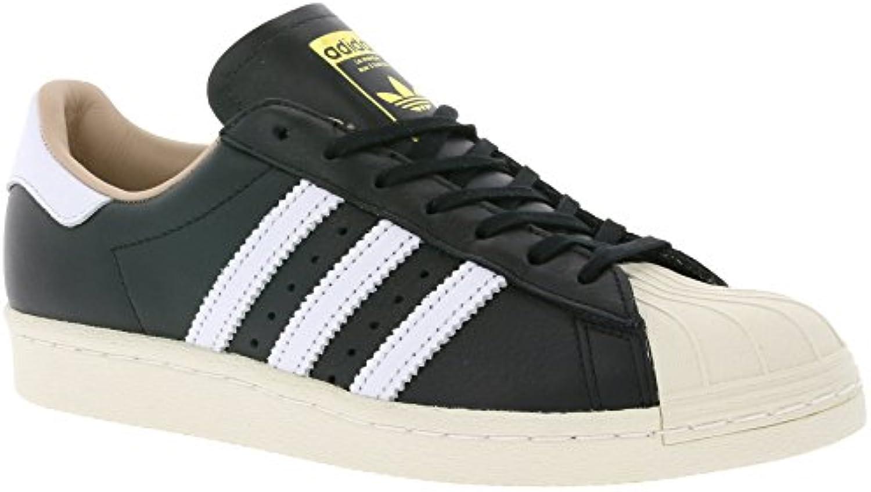 adidas Superstar 80s W Calzado black/white