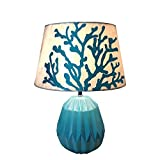 Applique Murale Interieur Applique De Lampe Murale 25 * 41 Cm Bleu Corail Simple...