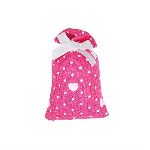 txxzn Profumo Borsa 1pcs Odori Speciali Lavender Rose Tulip Smell Air Bag Profumo Profumo Armadio Dresser Basket Passato Semplice di Ris