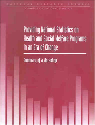 Providing National Statistics on Health and Social Welfare Programs in an Era of Change: Summary of a Workshop
