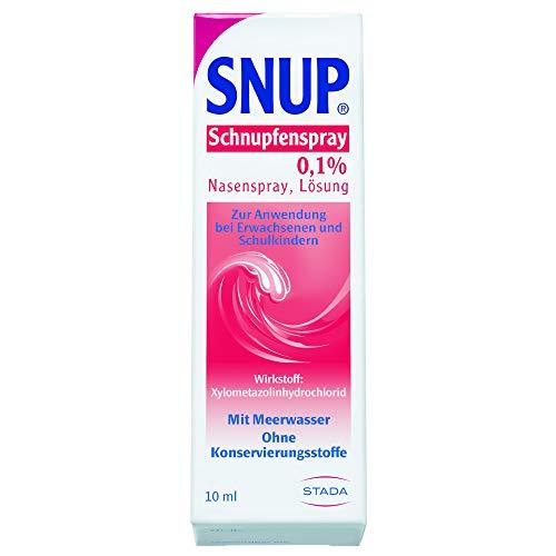 Snup Schnupfenspray 0,1{ab69e53cb9160be5cfe0c8732eeb43a4dc93347568955e18c5886d6a14de8dbe} Nasenspray