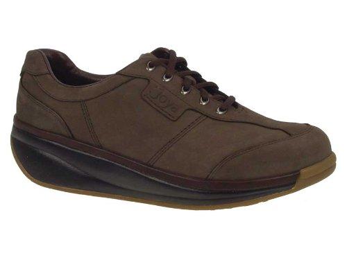 Joya , Chaussures de ville à lacets pour homme Marron Marron Lugano Brown