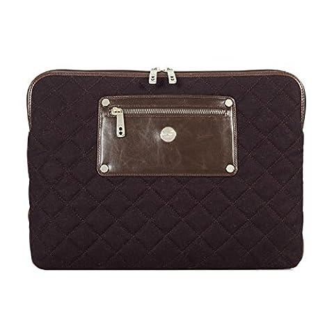 Knomo Luxurious Universal Laptop, Tablet, Notebooks Sleeve, Wallet, Envelope, Second Skin Cover Bag (15