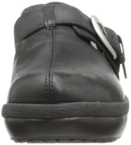 Crocs Crocs Cobbler Buckle Clog W, Sabots femme Noir (Black/Black)