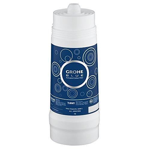 Grohe 40547001 Filtro ai Carboni Attivi Bianco