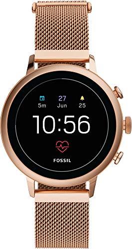 Fossil Smartwatch Venture Gen 4 Display Smartwatch FTW6031