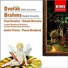 Dvorak/Brahms:Cello Concerto