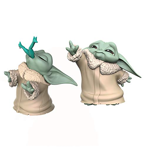 Bebé Yoda (Figura 16 cms)