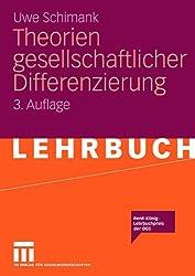 Theorien Gesellschaftlicher Differenzierung (German Edition)