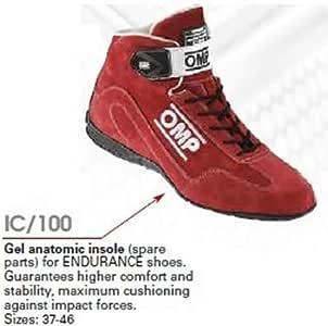 OMP ompic//10045/Gel Insole per Endurance Scarpe OMP taglia 45