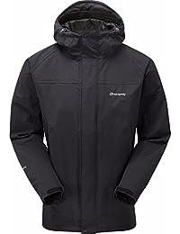 Sprayway Men's Santiago 3 in 1 Waterproof Jacket - Black
