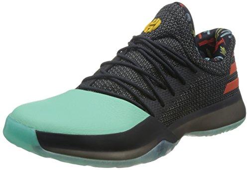 check out dd945 250b0 adidas Harden Vol. 1, Chaussures de Sport Homme - Noir - Multicolore (Negbas