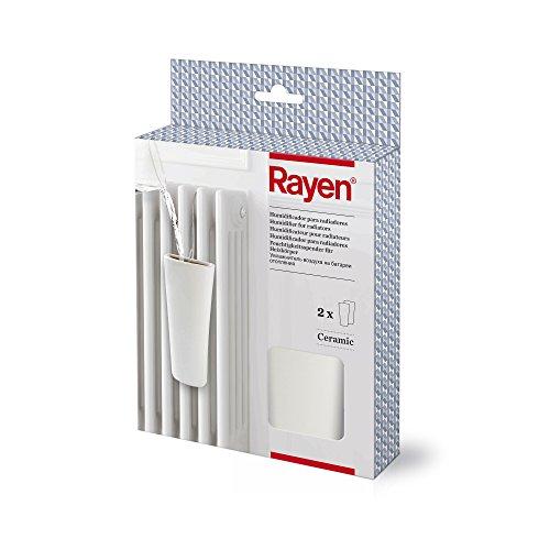 Rayen 0042 parfum pour humidificateur radiateur c ramique blanc 5 6 x 8 0 x 27 0 cm voswincd - Humidificateur de radiateur ...