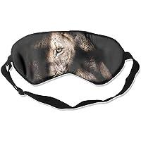 Wildlife Cool Lion Sleep Eyes Masks - Comfortable Sleeping Mask Eye Cover For Travelling Night Noon Nap Mediation... preisvergleich bei billige-tabletten.eu