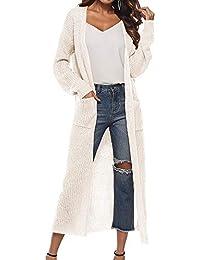 check out f05c5 26f18 Suchergebnis auf Amazon.de für: cardigan damen lang: Bekleidung