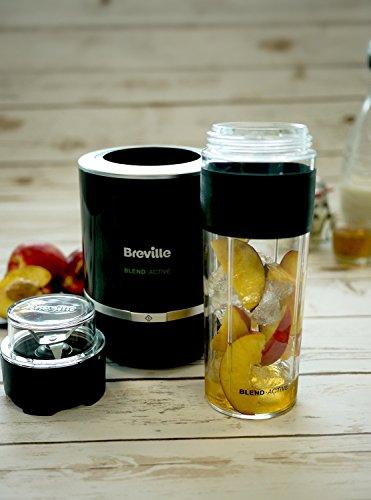 Breville Blend-Active Pro Blender, 300 W – Black
