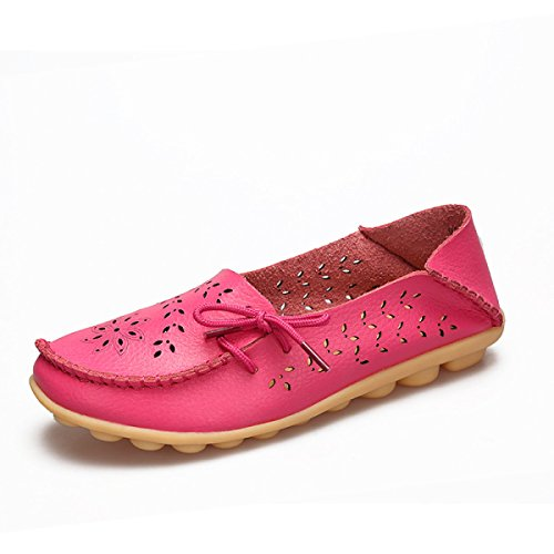 Casual Grandes Chaussures Rosered Tunnel