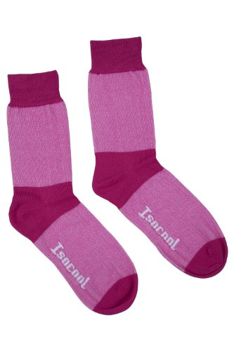 Mountain Warehouse IsoCool Liner Socks - 2 Pack, Breathable Walking Socks, Comfortable, Machine Washable Long Socks, Antibacterial, Quick Drying – for Everyday Use