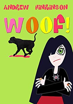 WOOF! by [Hinkinson, Andrew]