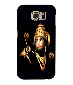 Crazymonk Premium Digital Printed 3D Back Cover For Samsung Galaxy Note 5 Edge
