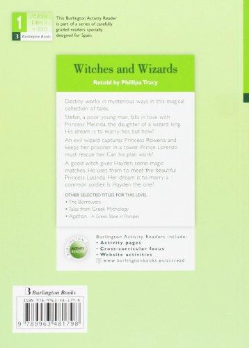 Descargar WITCHES AND WIZARDS 1§ESO BAR libros para pdf leer libros online descarga y lee libros gratis